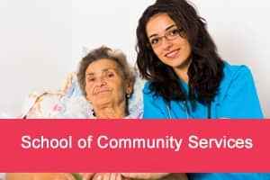 School of Community Services