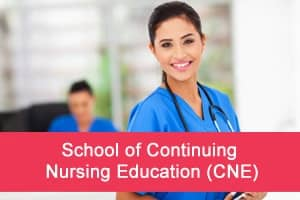 School of Continuing Nursing Education
